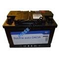 Acumulator Auto Dacia 12v 70AH / 720A /  6001547711