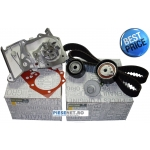 Pachet Distributie si Pompa Apa Logan 1.6 16 Valve Originale Dacia-Renault 130C17529R + 210105296R