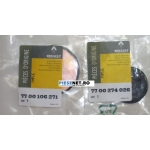 Pachet Distributie Complet Logan 1.6 16 Valve, Original Dacia-Renault
