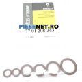 Colectie Garnituri O-Ring Aer Conditionat Logan Originale Dacia-Renault