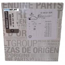 Placute Frana Clio - Megane, Originale Renault 41 06 021 92R