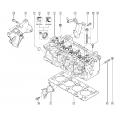 Simering Axa Came (Arbore Came) Logan 1.5 dCi Original Dacia-Renault 7701478550