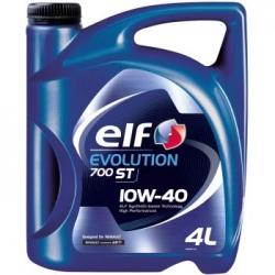 Ulei motor Elf Evolution 700 ST, 10W40, 4L