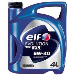 Ulei Motor Elf Evolution SXR 5W40 4L