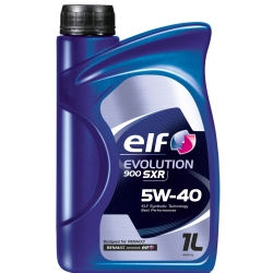 Ulei Motor Elf Evolution SXR 5W40 1L
